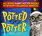 Plum rewards members enjoy pre-sale access for Potted Potter with performances across Canada! - Plum rewards members enjoy pre-sale access for Potted Potter with performances across Canada!