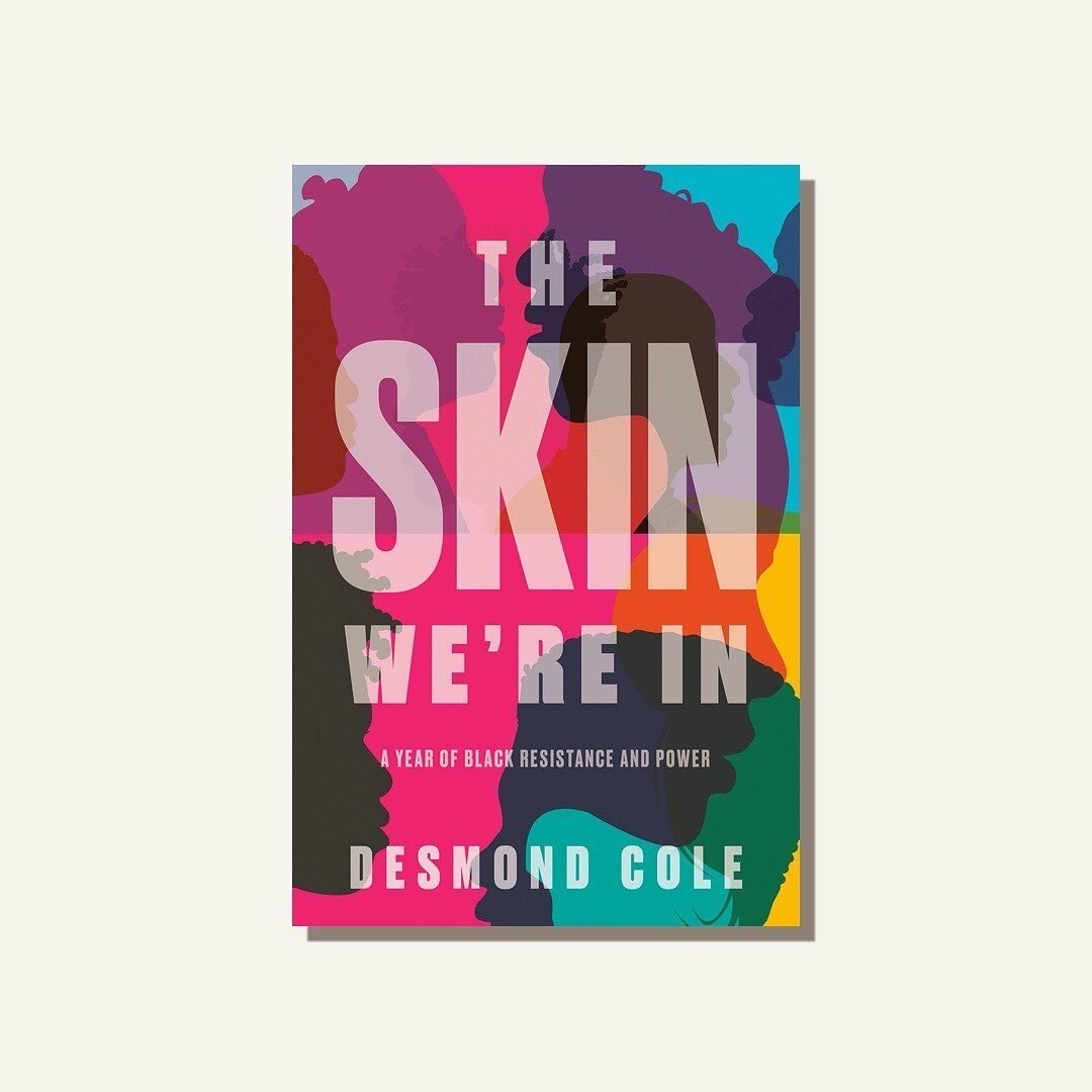 @indigo instagram post: Visit our Stories to read our interview with award-winning journalist and activist Desmond Cole, author of the The Skin ...