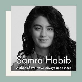 @indigo instagram post: Congratulations to We Have Always Been Here, the 2020 CBC Canada Reads winner! After four days of fierce debates, @samra...