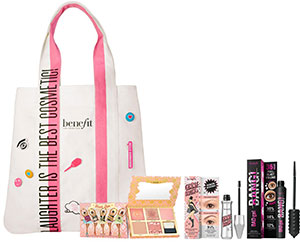 Enter for a chance to WIN* a Benefit Cosmetics Gift Pack!  - Enter for a chance to WIN* a Benefit Cosmetics Gift Pack!