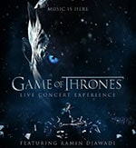 Enter for your chance to WIN* a pair of tickets to the Game of Thrones Live Concert Experience! - Enter for your chance to WIN* a pair of tickets to the Game of Thrones Live Concert Experience!