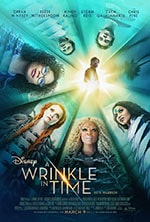 Enter for your chance to WIN* a private screening of A Wrinkle In Time - Enter for your chance to WIN* a private screening of A Wrinkle In Time