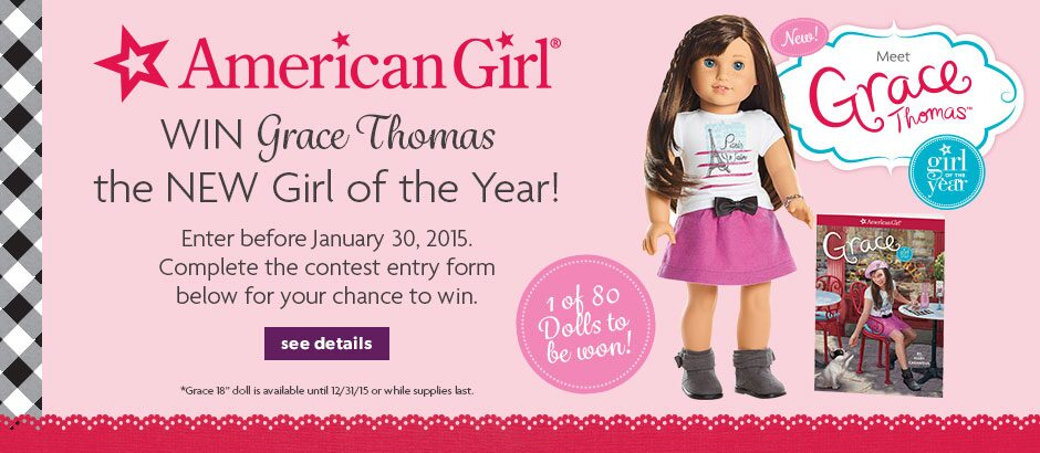 American Girl specialty boutiques exclusively to Indigo Yorkville and Chapters Robson and now Chapters Rideau