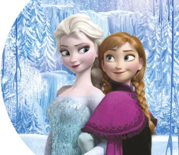Disney Frozen toys and books