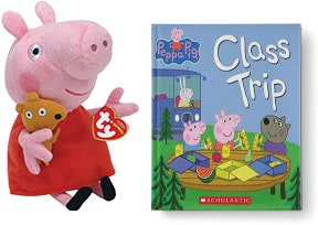 Peppa Pig toys, games, books, and more